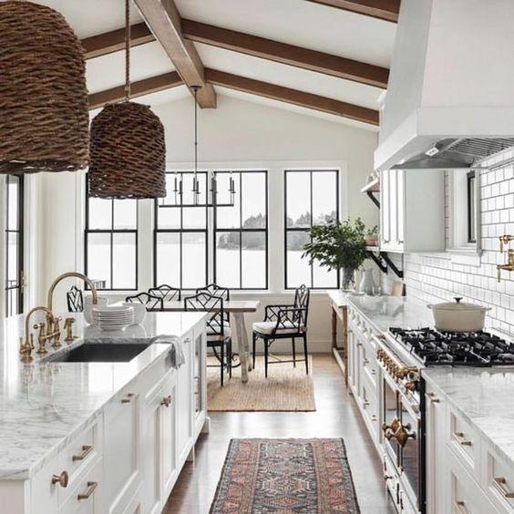 Farmhouse Style Kitchen Ideas