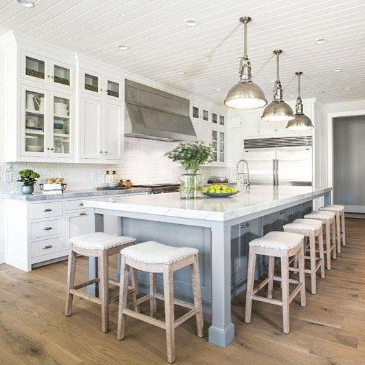 farmhouse kitchen island