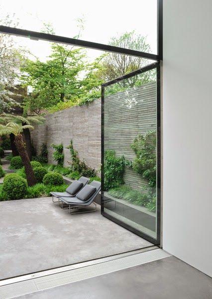 no indoor plants needed