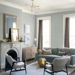 Benjamin Moore's Gray Color Metropolitan AF 690