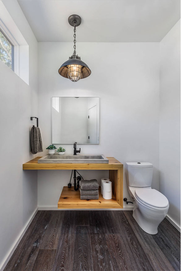 wood bathroom Trends For 2019