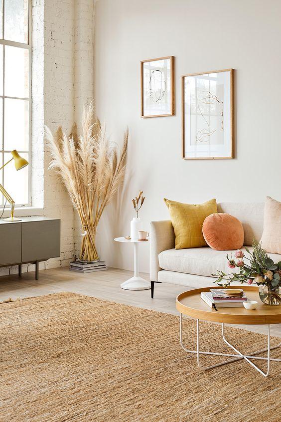 Pampas Grass | Erika Carlock | Bohemian lifestyle + design blog