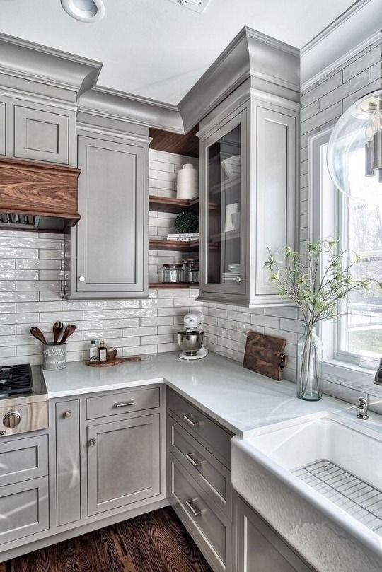 Kitchen Triangle or Kitchen Zones