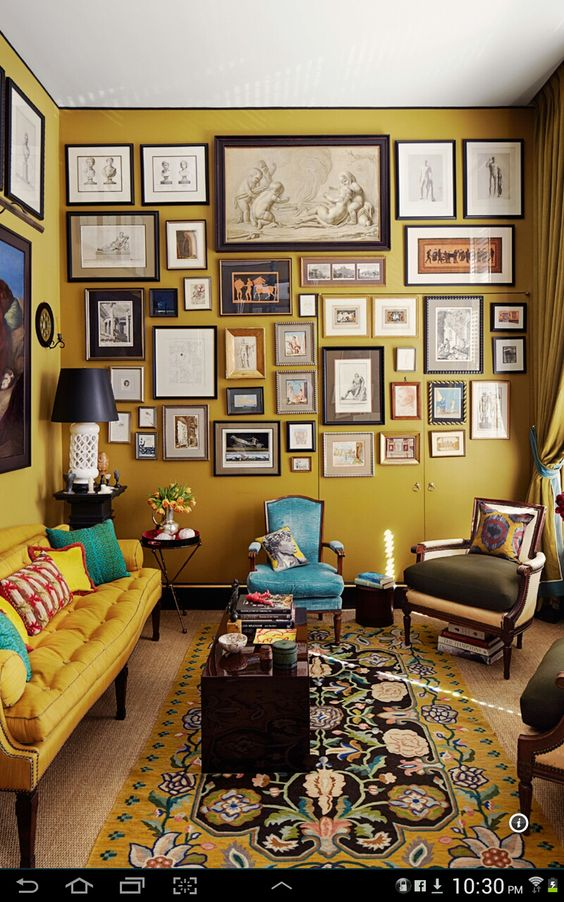 Home Decorating Trends 2019 Mustard Yellow Decorated Life