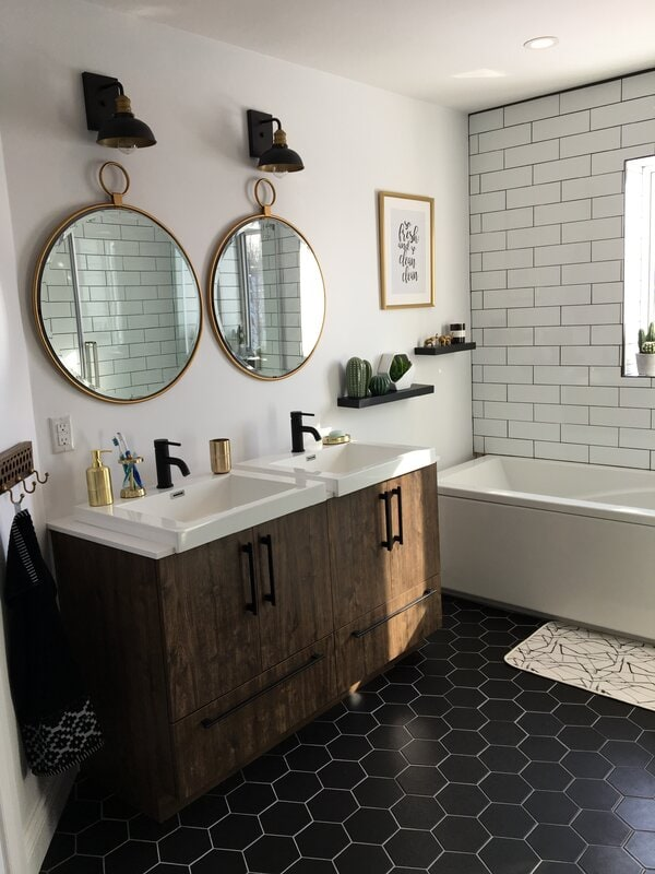 Subway Tile is the Perfect Mix of Vintage and Modern