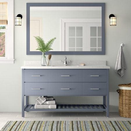 20 Mid Century Modern Bathroom Ideas