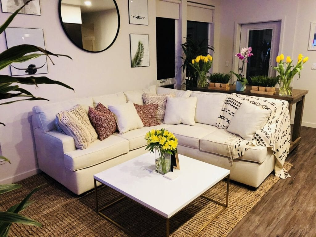 Decorate in Warm Neutral Colors