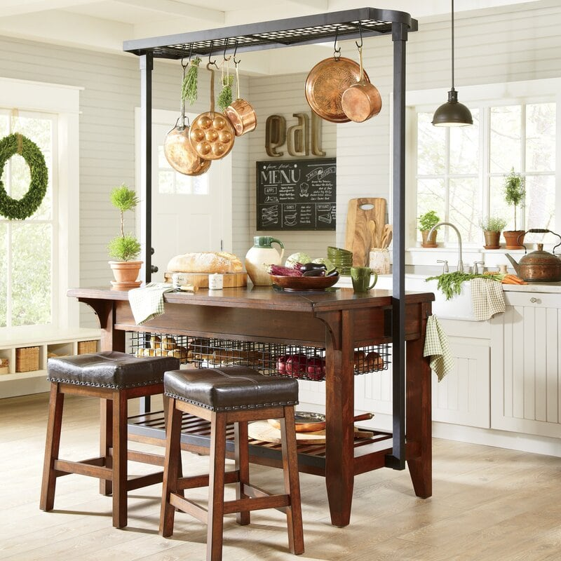 Consider a Farmhouse Rustic Look