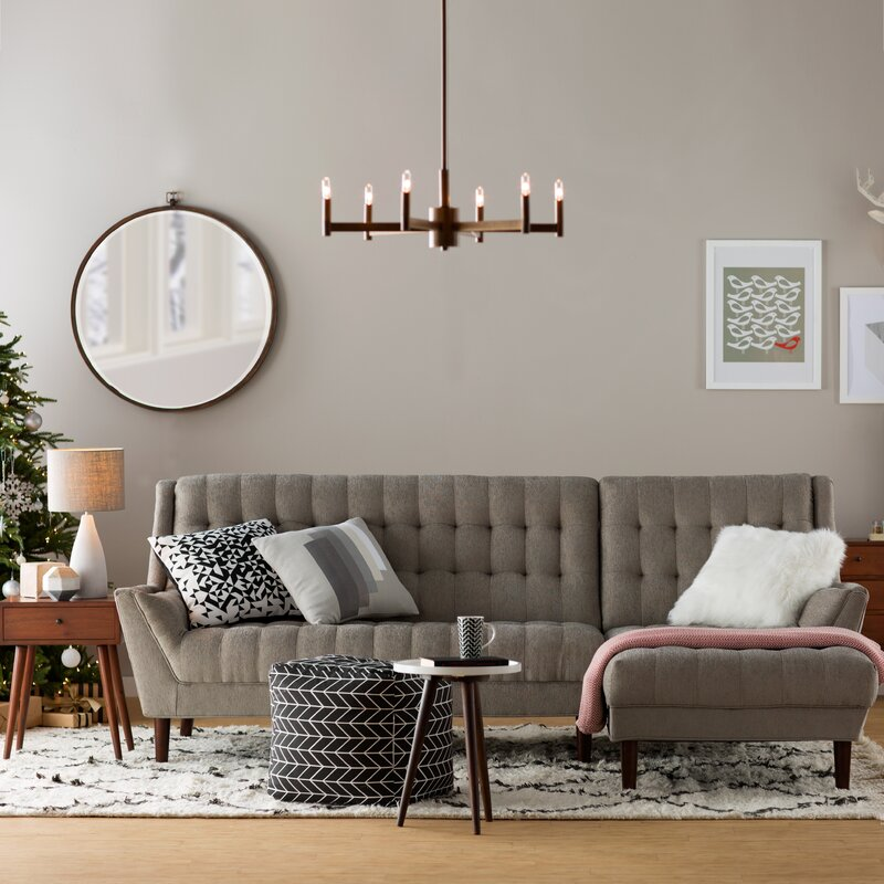 Soften The Room With Tufted Furniture