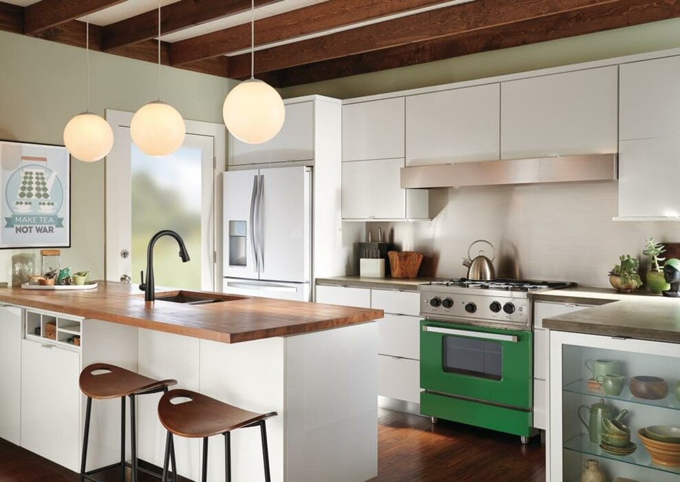 23 Mid Century Modern Kitchen Ideas