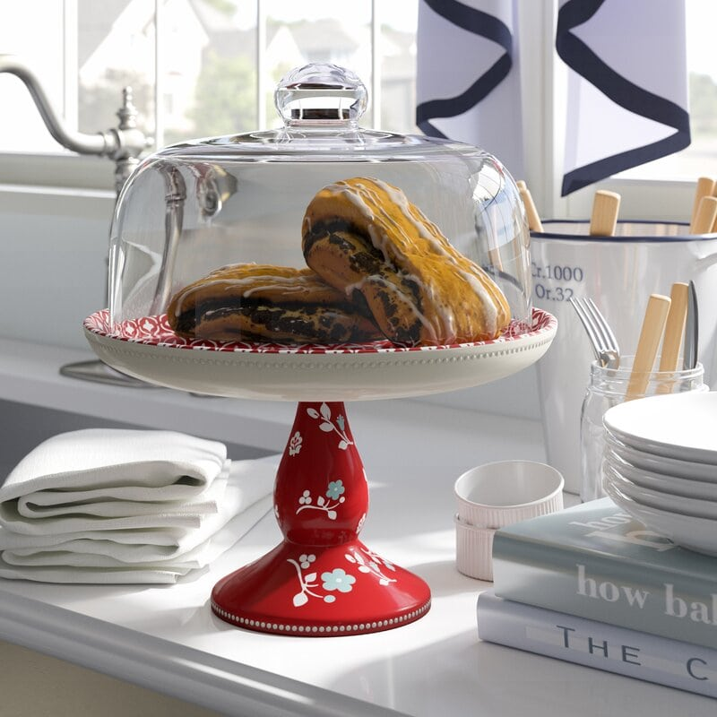 Fill The Space With A Cake Stand