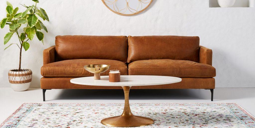 Get Leather Upholstered Furniture