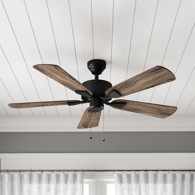 Rustic Ceiling Fan