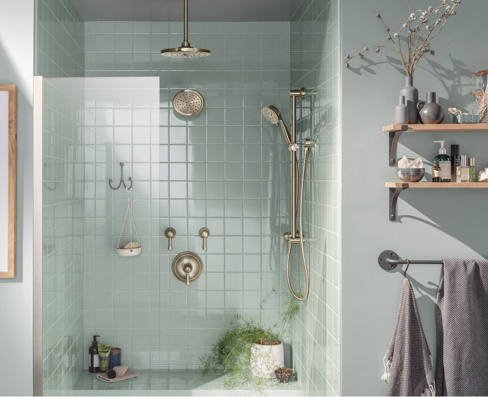 Install Multiple Showerheads For Ultimate Relaxation