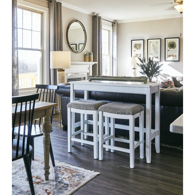 22 Gorgeous Sofa Table Ideas For Your Living Room - Behind Couch Sofa Table Decor Ideas