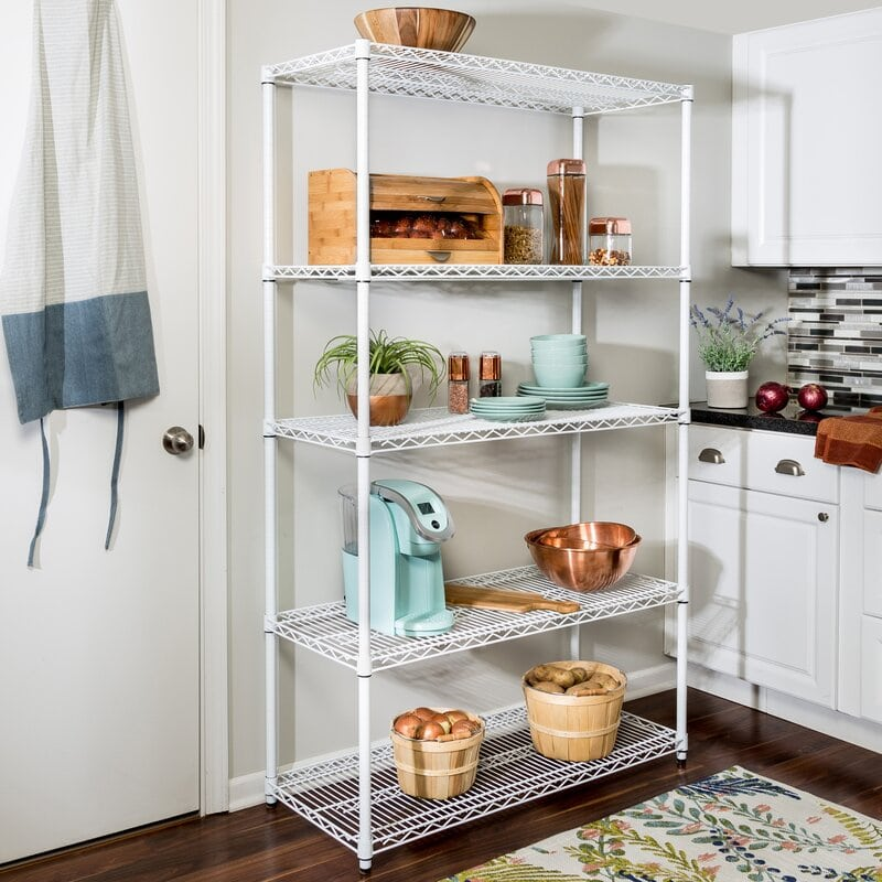 Consider Expanding to a Walk-In Pantry