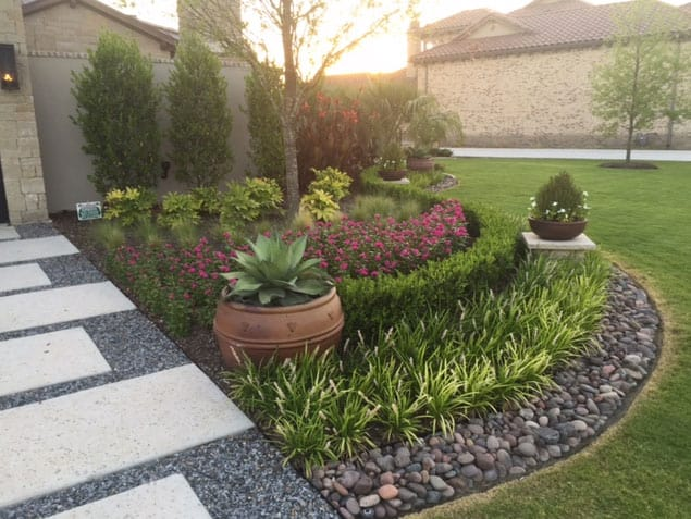 Smaller Stones Are Great for Wider Borders