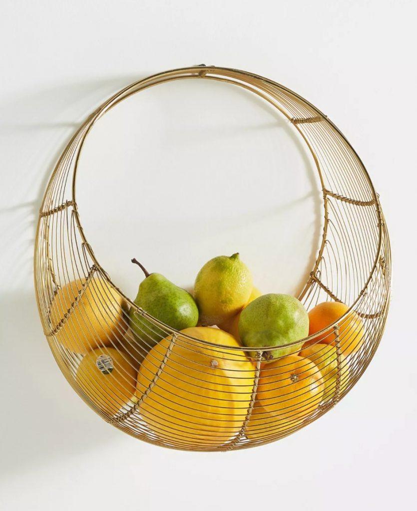 Store Fruit Strategically