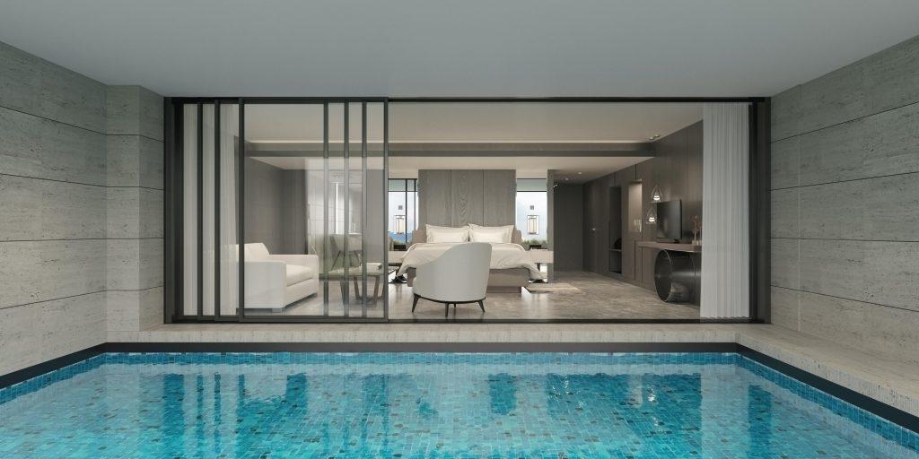 Create a Stylish Pool in the Basement