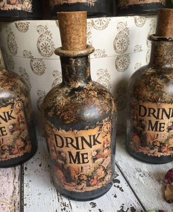 Keep a Couple of Old Bottles