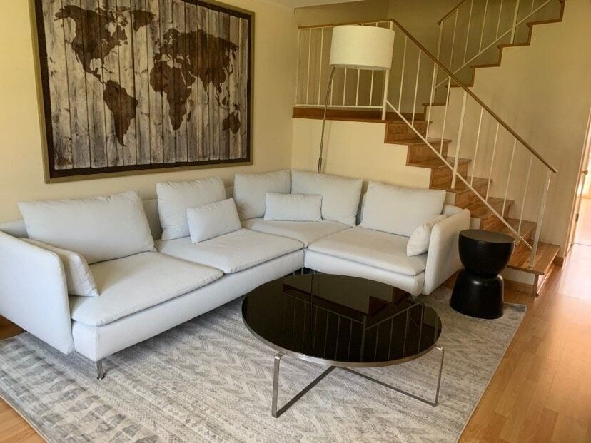 Have a Second Living Room in the Basement
