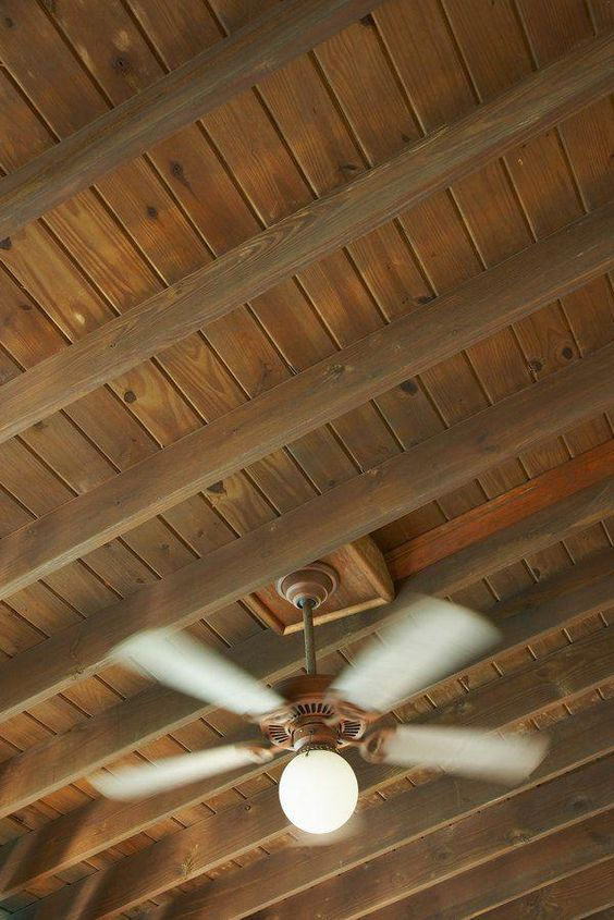 Use a Basement Ceiling Fan