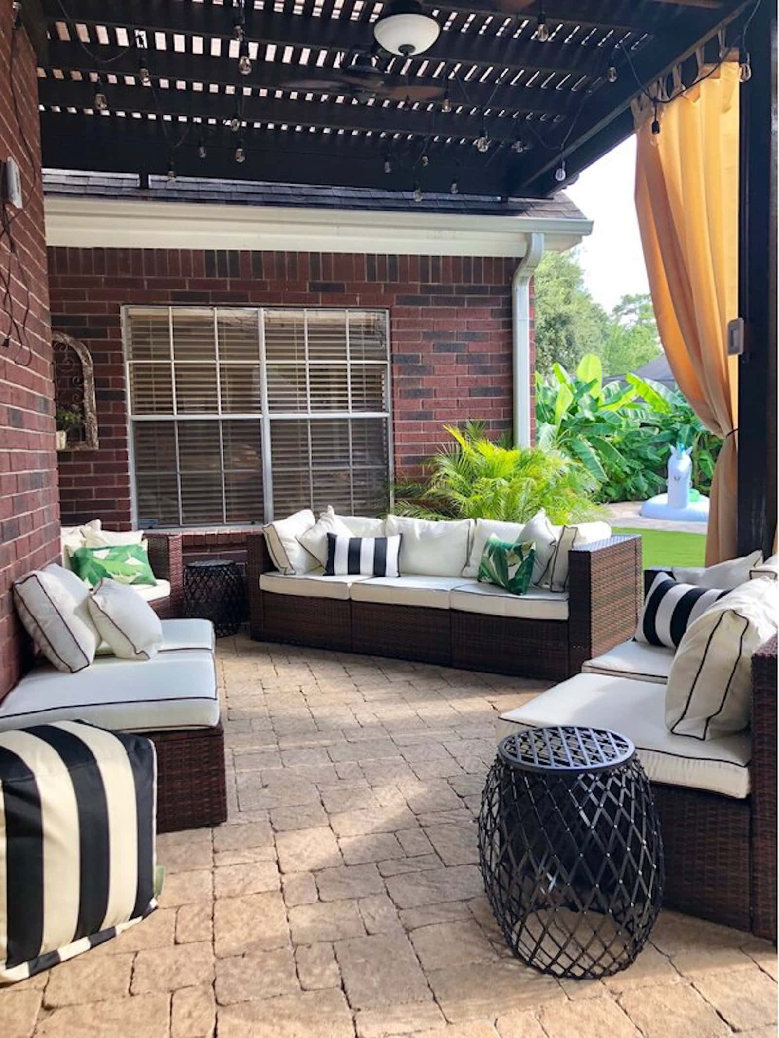 Create a Lovely Lattice Patio Covering
