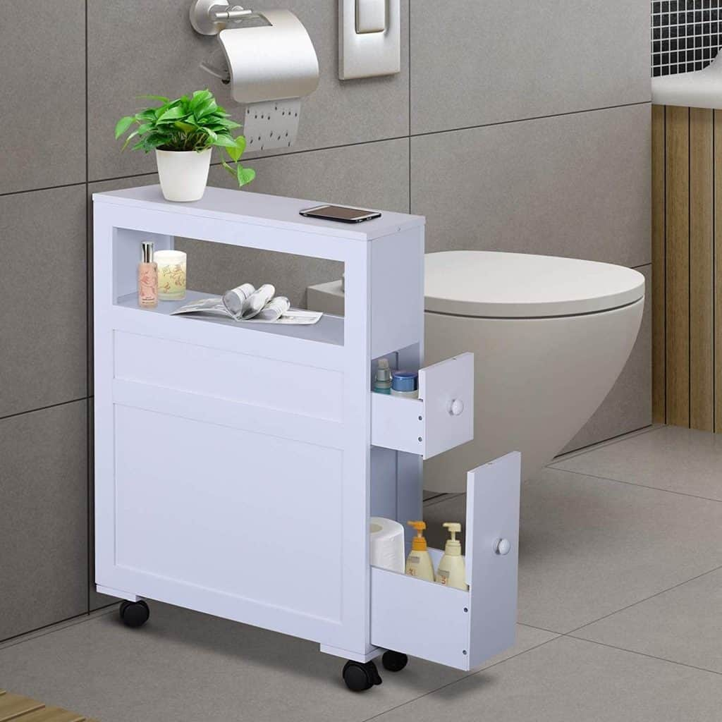 Buy a Rolling Pull-Out Cabinet