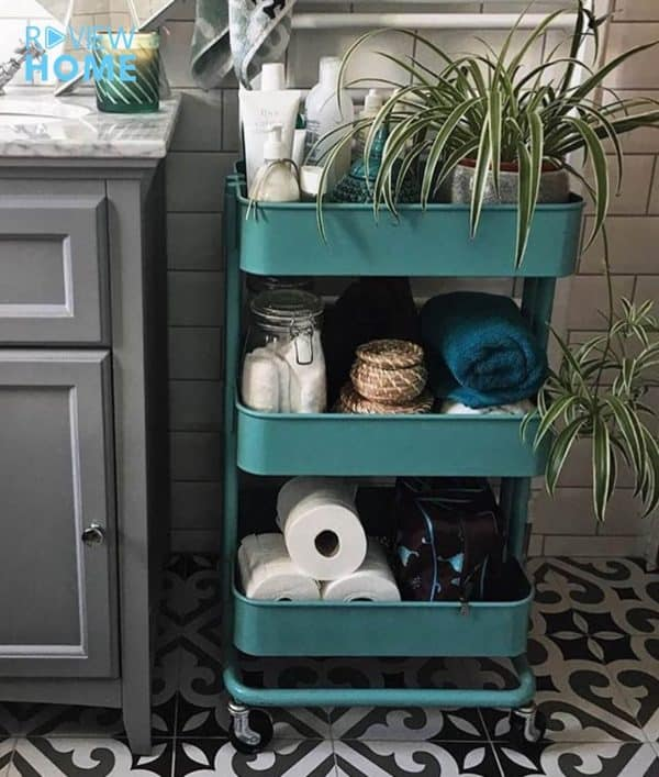 Buy Shelves on a Rolling Cart