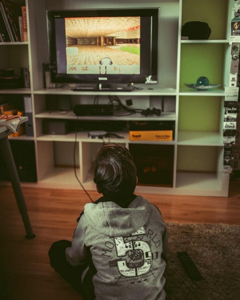 Create a Video Game Room in Your Basement
