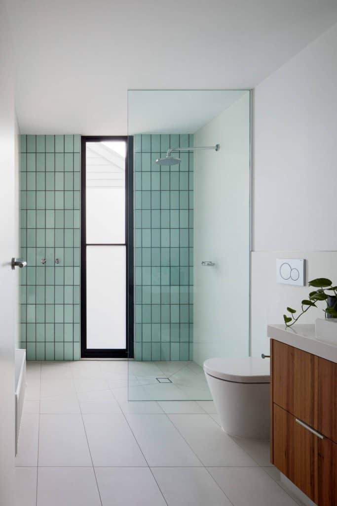 Change Things Up With Vertical Tiles