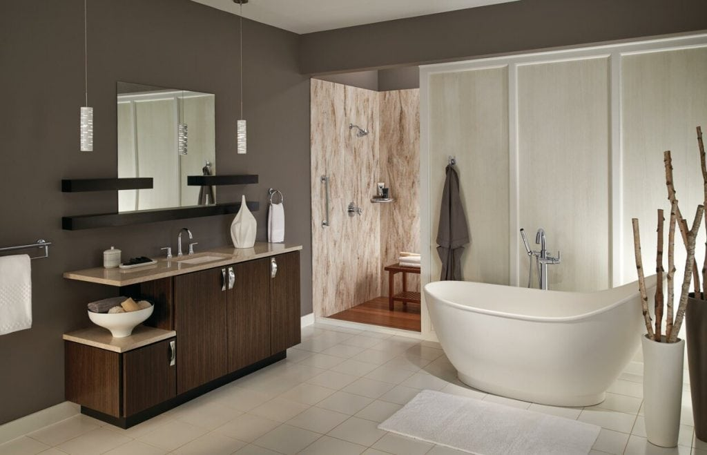 Indulge Yourself with a Luxury Bathroom