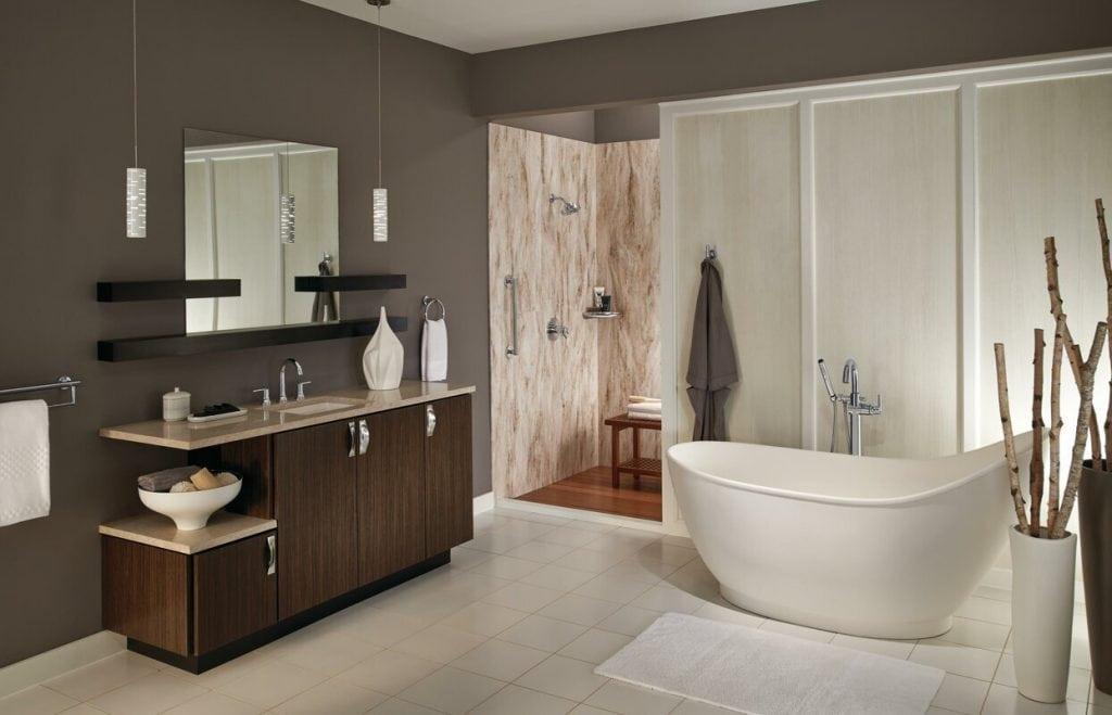 Indulge Yourself with a Luxury Bathroom