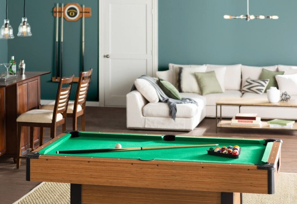 Get a Billiard Room of Your Own