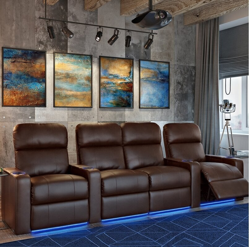 Build a Home Movie Theater in Basement