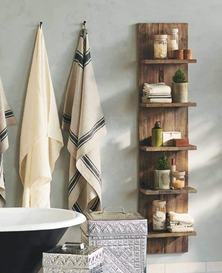 Use Repurposed Wood Planks
