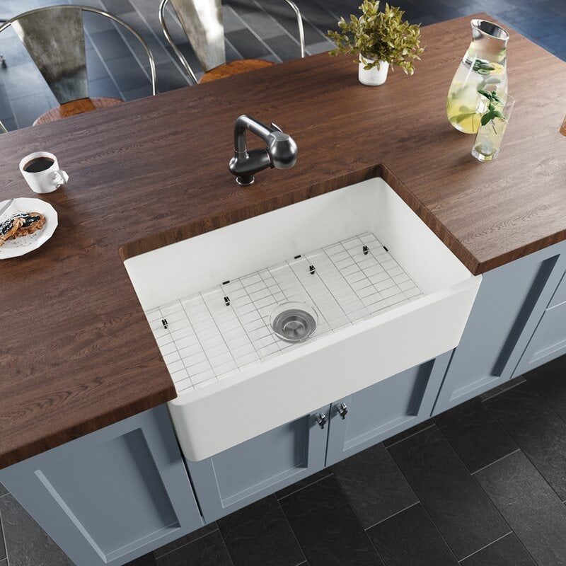 Install Wood Countertops