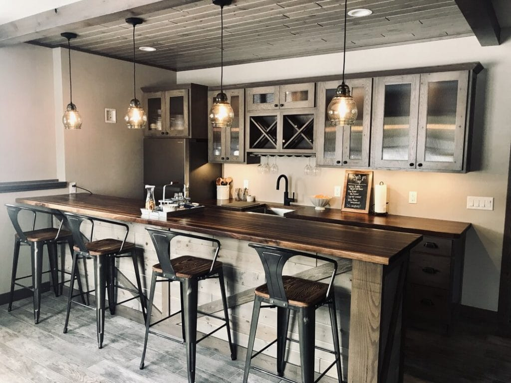 Focus On Plenty of Bar Elements for Entertaining