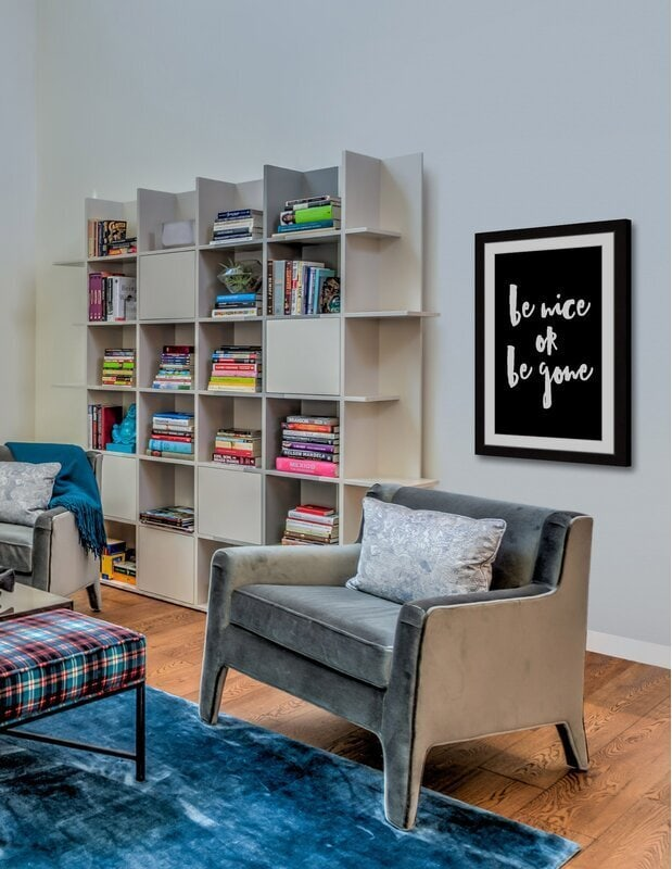 Make Yourself a Basement Library