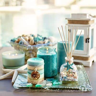 Buy Coastal Diffusers and Candles