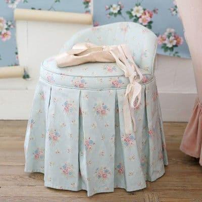 A Cute Little Shabby Chic Chair