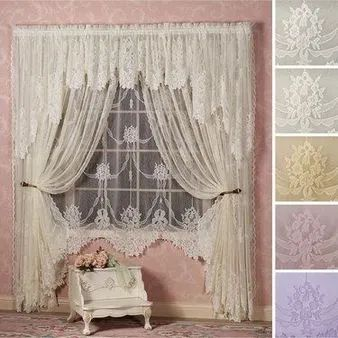 Attractive Shabby Chic Windows