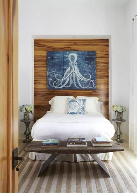 Add Eye-Catching Ocean Decor
