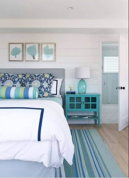 Follow the Nautical and Coastal Color Scheme