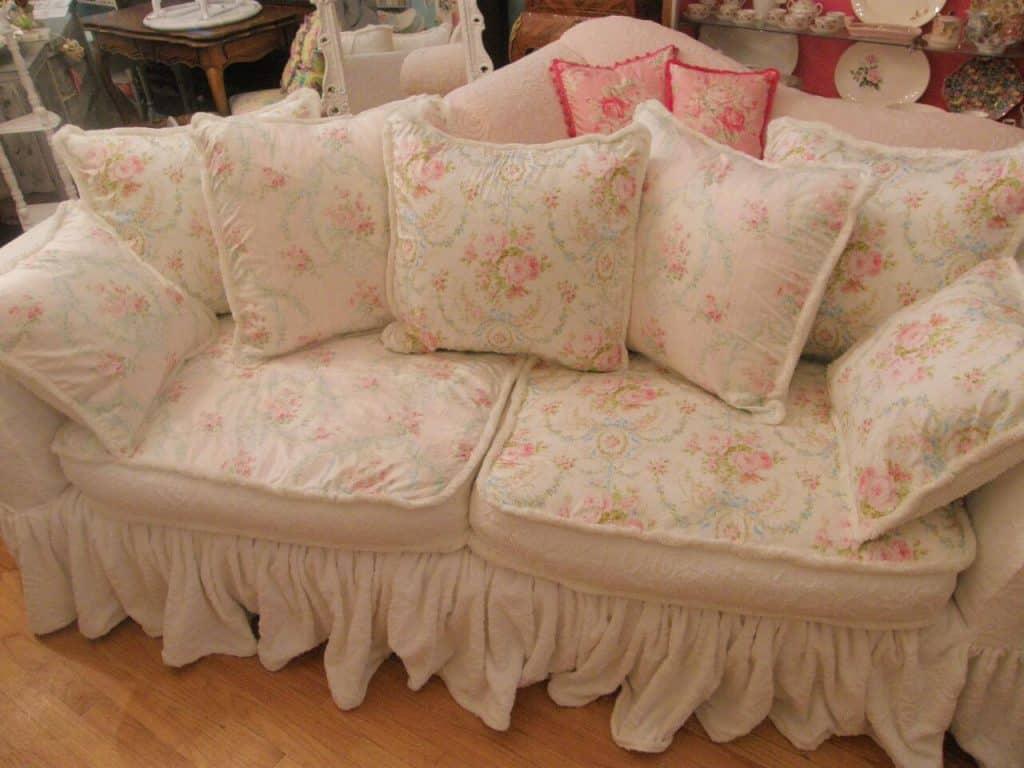 Shabby Chic Living Room Décor Ideas