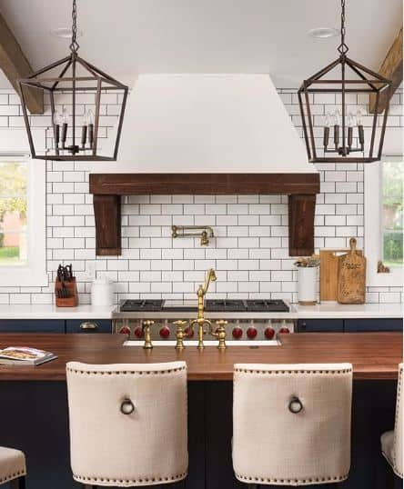 30 Farmhouse Kitchen Ideas For A Warm And Cozy Cooking Space