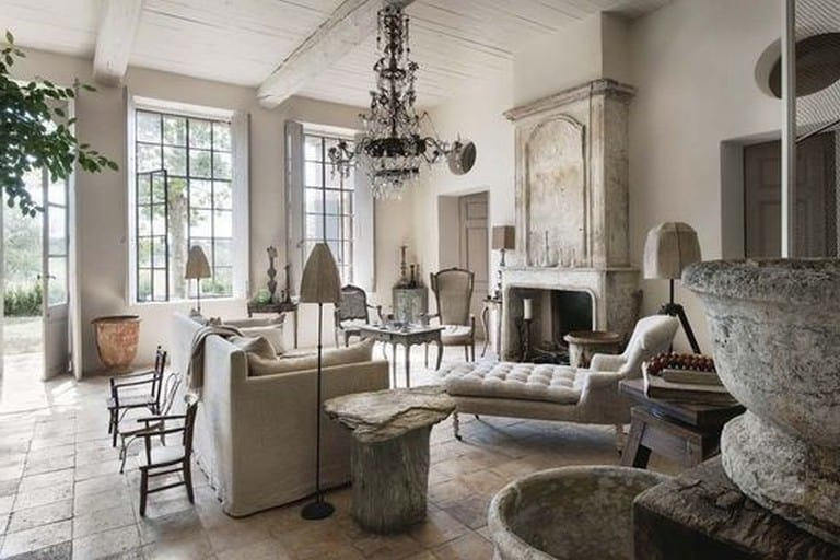 Add a French Touch with a Settee