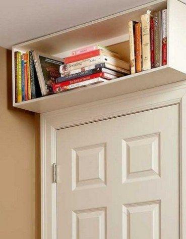 Build a Shelf Above the Door