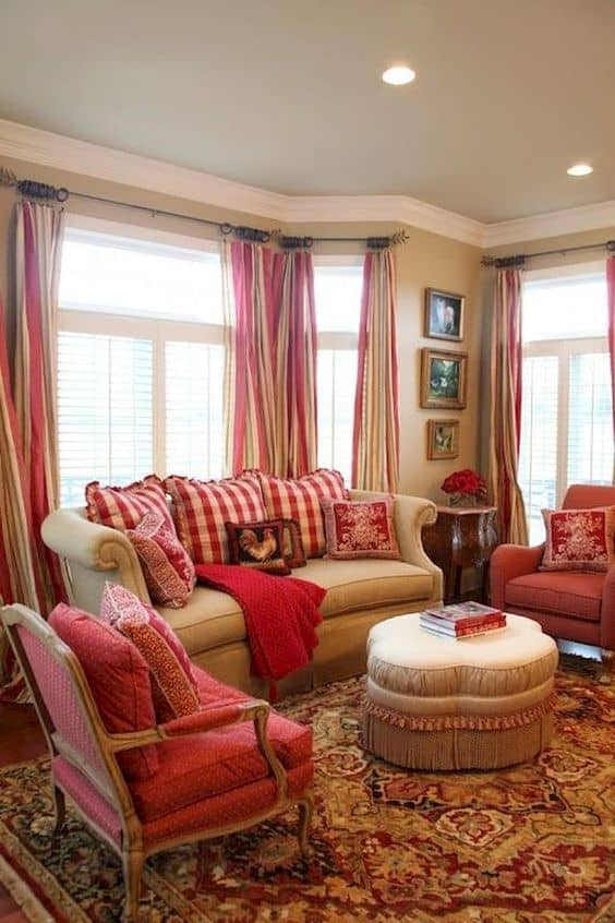 30 French Country Living Room Ideas That Make You Go Sacre ...