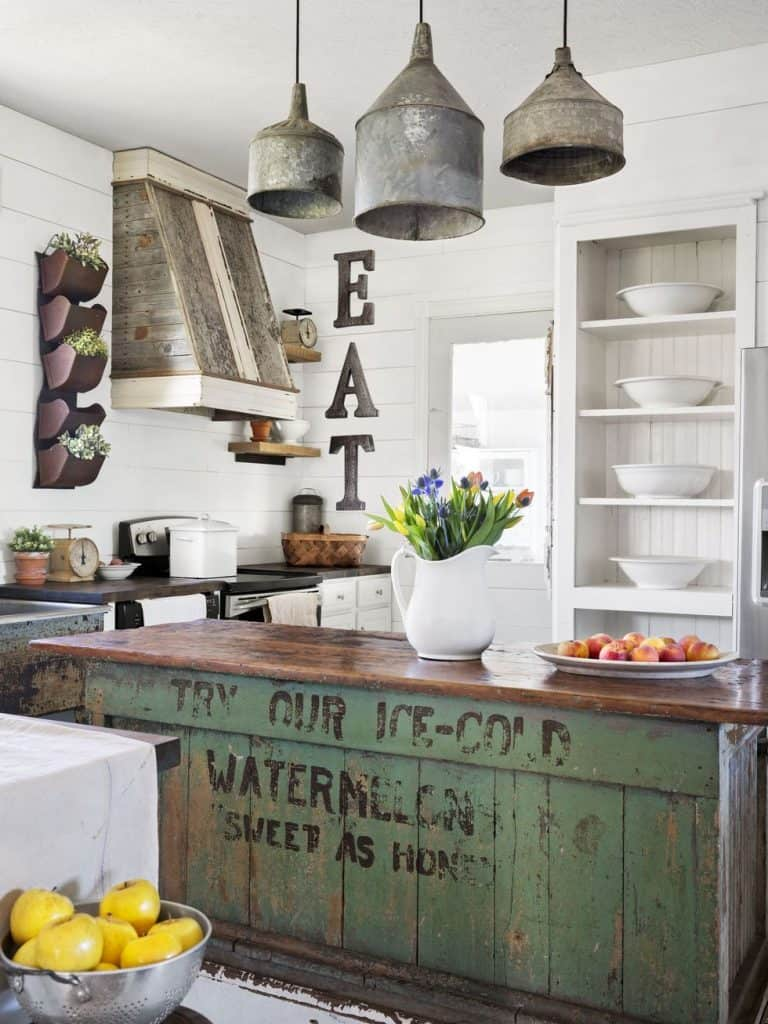 A Shabby Chic Appeal